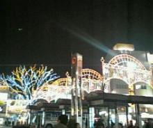 赤羽駅前 イルミネーション