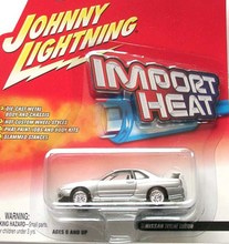 Johnny Lightning Skyline GT-R