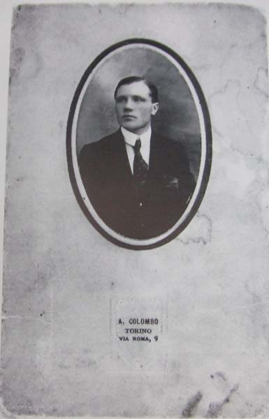 Giacinto Ghia