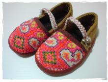 小さな暮らし ~笑顔のある育児を-靴