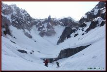 ロフトで綴る山と山スキー-堰堤クリア