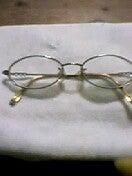 ぴあの愛用眼鏡♪
