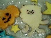 モフモフクッキー