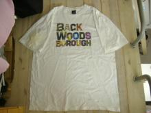 Back Channel Tシャツ BACK WOODS BOROUGH