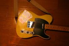 ticket&telecaster