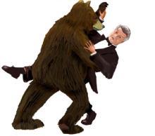 熊とワルツを