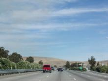 road to Yosemite