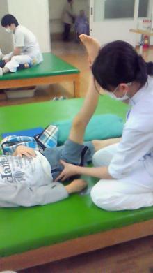 拳闘日記(ペルテス病・闘病日記)/AKIRAの拳に夢を乗せて-大腿部1