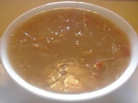 華正楼 ふかひれスープ2