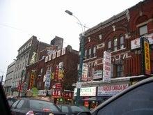 トロントの中華街