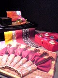 タイ table set