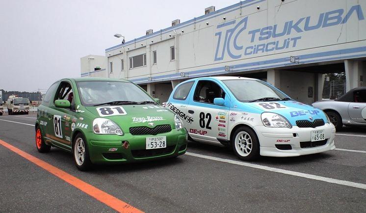 81号車&82号車