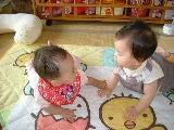 Mちゃん&AmuAmu
