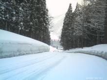 コルチナへの道