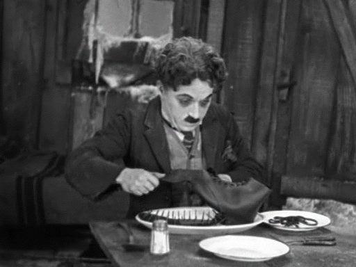 チャップリンの黄金狂時代(1925) | 悪魔のように細心に