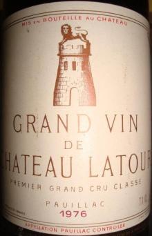 Ch Latour 1976