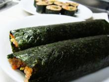 新潟ベジフルクラブ 【野菜ソムリエコミュニティ】-キムパプ丸かじり