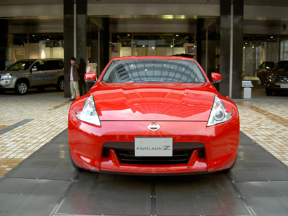 チョロQ☆スタイル-Z34 red front