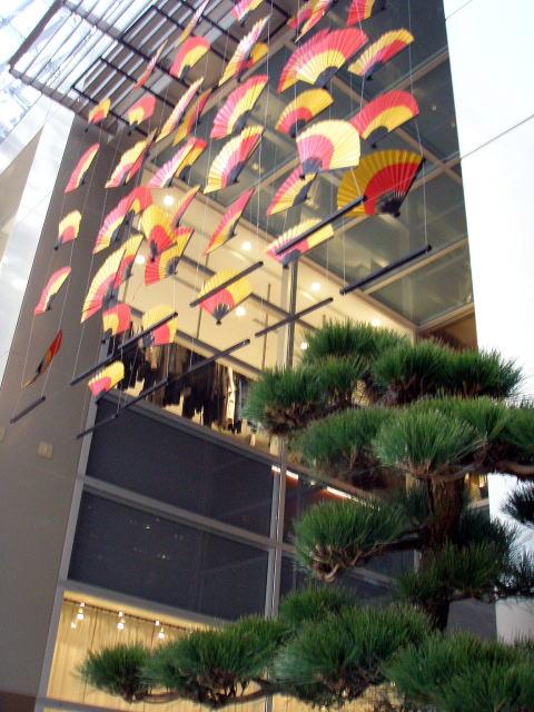 東京ミッドタウン 正月