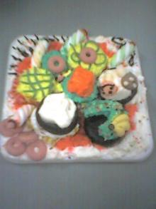 Crazy Cakes★