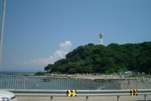 観音崎海辺