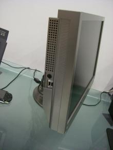 HD2452W左側面