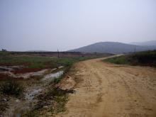 西中島 田舎の景色