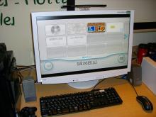 EIZO FlexScan HD2451W 2