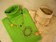 Autumn accessories