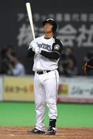 KENの日記-中田翔選手