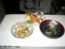 6月27日 宴会料理