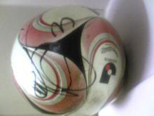 敬助の近況報告-サッカーボール