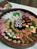 お寿司屋さんのお寿司♪