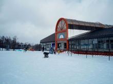 羽鳥湖スキ-場