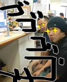 キノと秋山Pとノブさん