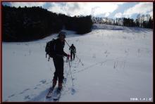 ロフトで綴る山と山スキー-ハイクUP