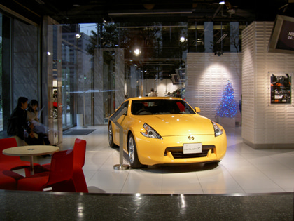 チョロQ☆スタイル-Z34 yellow