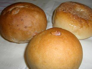 ごりらパン1