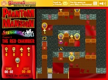 Phantom Mansion Red