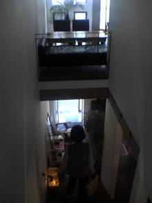 mArk階段