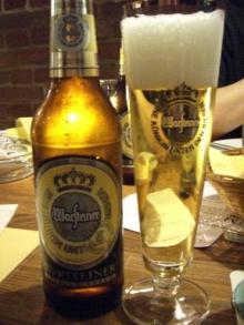 0623_夕食ビール