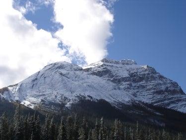 カテドラル山?