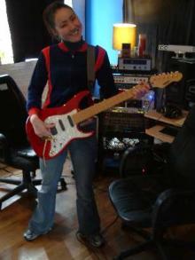 ギタードラマー