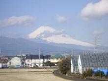 中国大連生活・観光旅行通信**-静岡の富士山