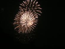 2006年 生駒市の花火