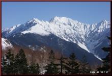 ロフトで綴る山と山スキー-穂高連峰