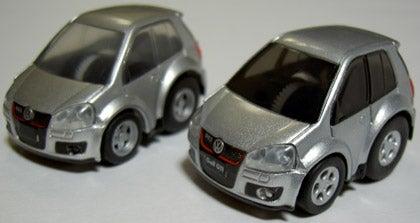 Golf GTI silver