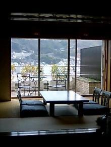 ホテルの和室