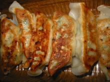 安亭 焼き餃子