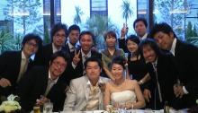 結婚式0901